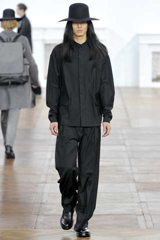 Grayscale Minimalist Fashion