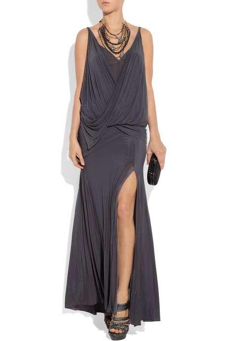 Elegant Drape Dresses