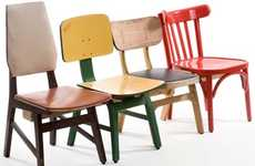 Upcycled Misfit Chairs