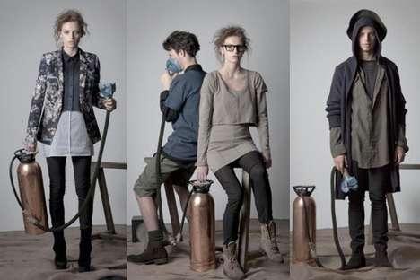 Oxygen Tank Fashion Ads