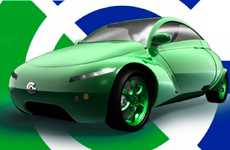 Edamame Electric Vehicles - The Genovation G2 Car May be Made Out of Soybeans