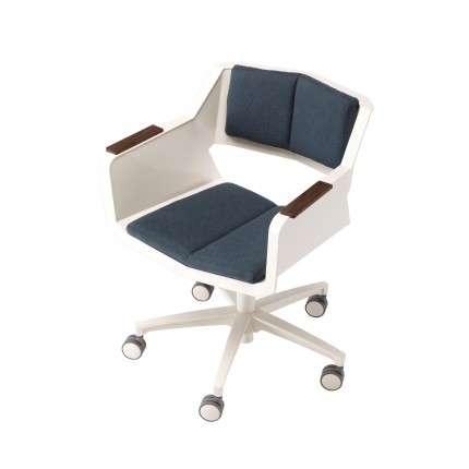 Futuristic Angular Seats