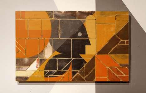 Wooden Mosaic Masterpieces