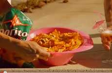 Controversial Junk Food Ads - The Doritos Super Bowl 2011 Commercial Raises Eyebrows