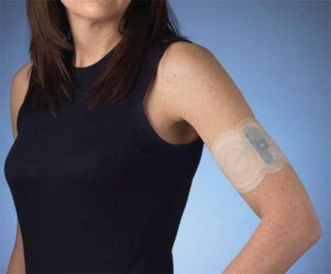 Migraine-Treating Bandages