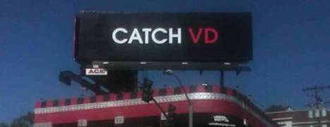 "The New Vampire Diaries Billboards Urge Fans to ""Catch VD"""