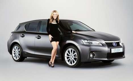 Popstar Car Campaigns