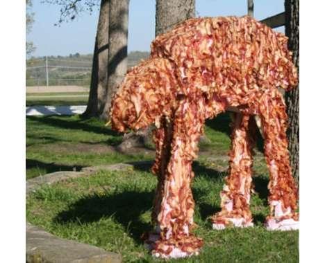 40 Bizarre Uses of Bacon
