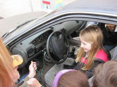 'Good People Doing Bad Things' Teaches Children to Steal Vehicles