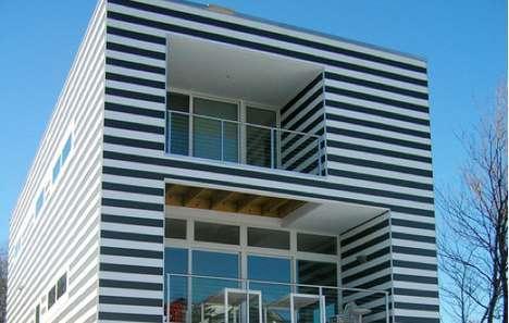 Striped Cubic Condos