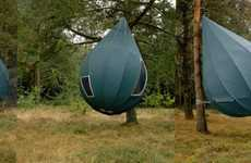 Dewdrop Tents - Treetents are Ideal for Environmentalists