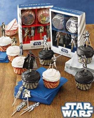 Jedi Kitchen Cakes