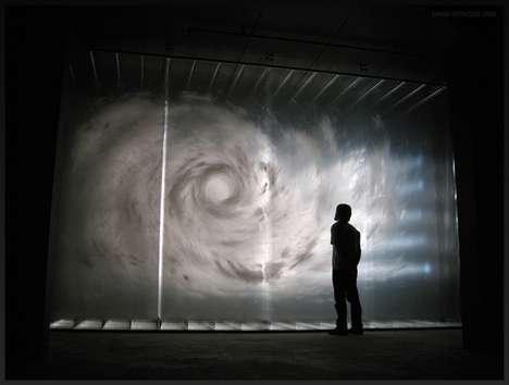 Explosive 3D Artwork