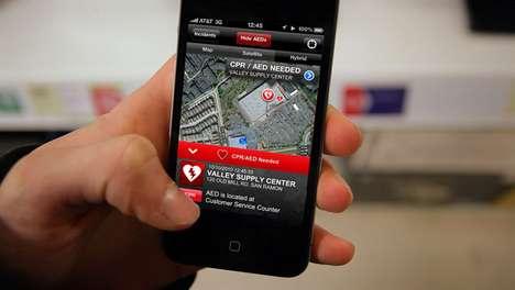 Lifesaving CPR Apps