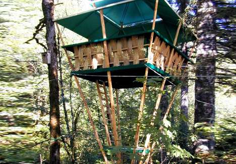 Tip-Toe Treetop Towers