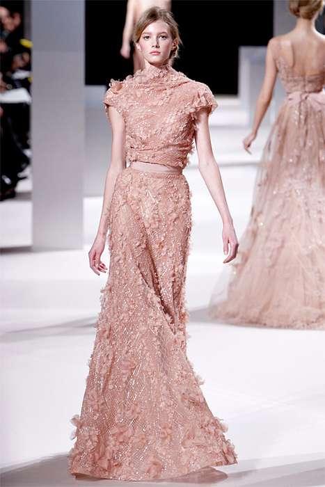 Exquisitely Embellished Evening Wear