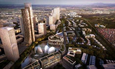 Massive Eco Cities