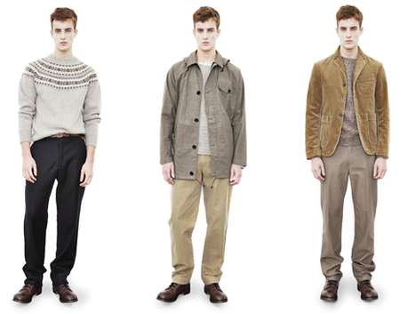 Simple British Menswear