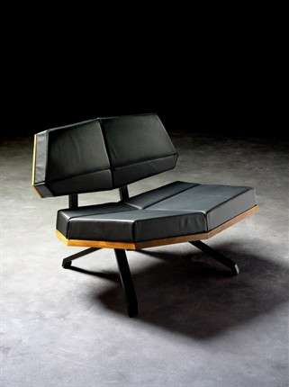 Minimalist Angular Seating