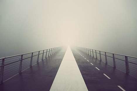 Misty Abandoned Metropolises