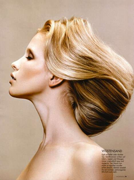 Perfectly Sculpted Hairdos