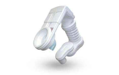 Air-Cleansing Toilet Attachments
