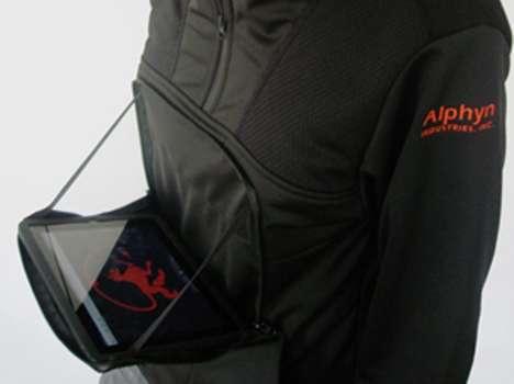 Kangaroo-Inspired Gadget Jackets