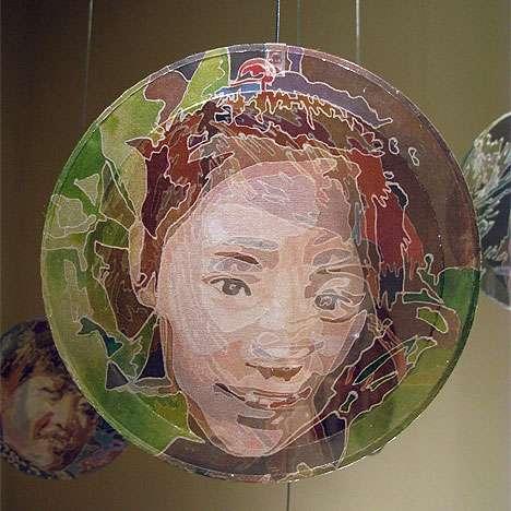 Silkscreen Portraits