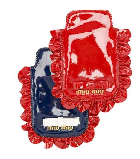 Frilly Phone Cases