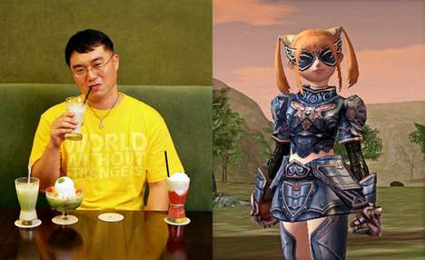 Gamer-Avatar Comparisons