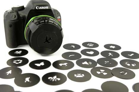Fantasy DSLR Add-Ons - The Bokeh Kit for Cameras Creates Magical Nightscapes