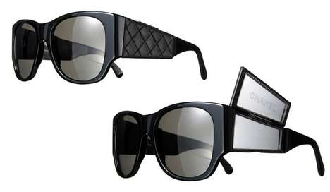 Multipurpose Designer Shades - These Chanel Sunglasses Hide a Handy Secret