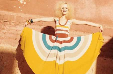 Fun-Loving Flashback Lookbooks