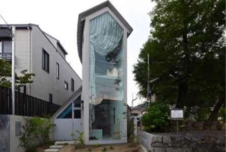 Sinuous Sliver Architecture