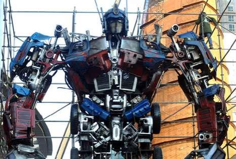 Massive Transformer Replicas