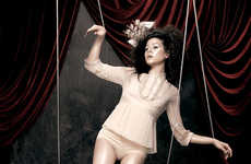 Marionette Burlesque Spreads