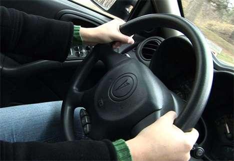 Steering Wheel Booze Monitors
