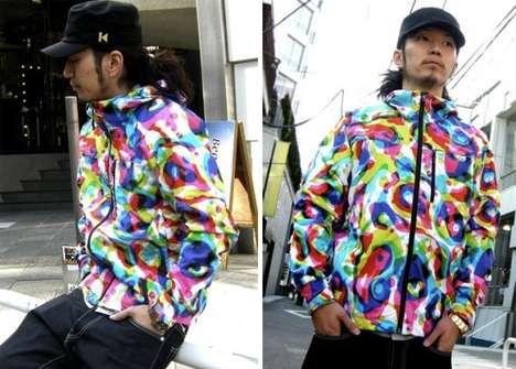 Psychedelic Eco-Coats