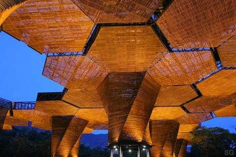 Giant Honeycomb Gardens