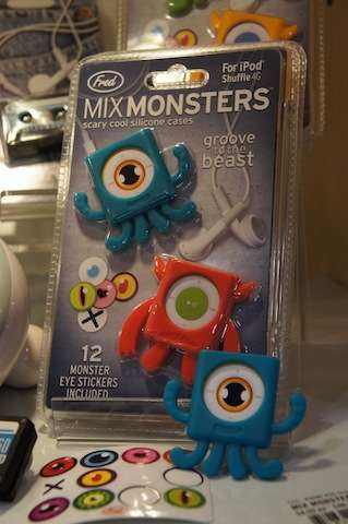 Alien iPod Accessories