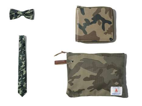 Army-Inspired Accessories