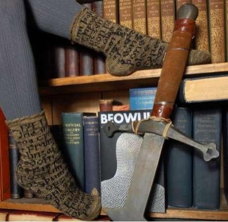 Old English Socks