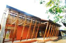 Bamboo Storm Structures