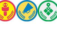 Academic Check-In Badges