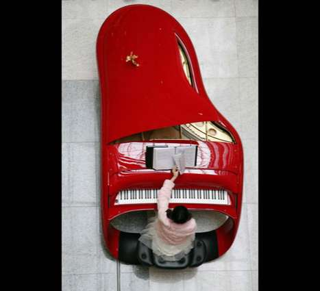Luxury Car Pianos