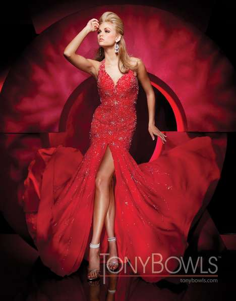 Red Haute Glamour Queens