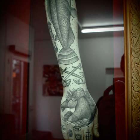 Inked Appendage Exhibits