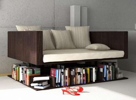Reader-Friendly Couches