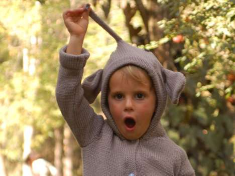 Animalistic Kids Sweaters