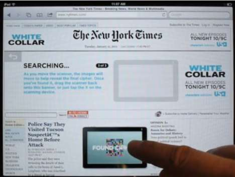 Interactive Online Ads